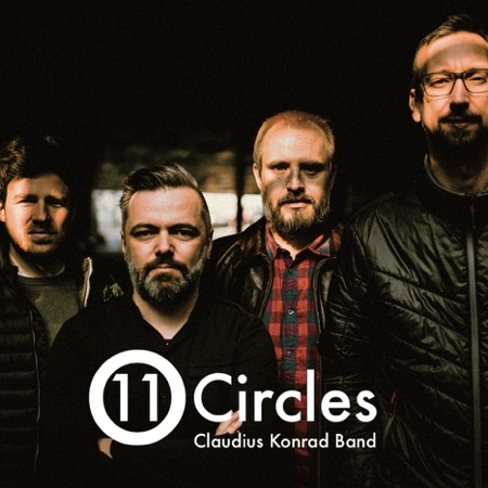 Claudius Konrad Band - 11 Circles (LP)